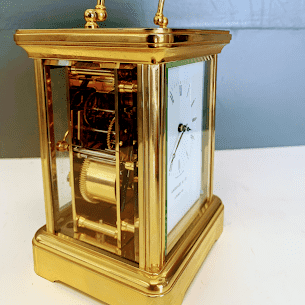 carriage clock repaired in swansea