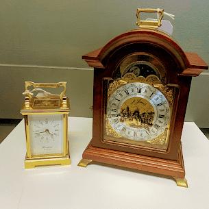 smaller set of clocks