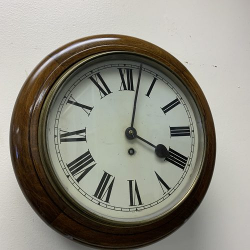 vintage fussee clock
